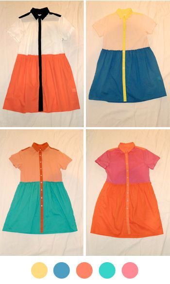 Color Collective; bright, but muted. I like it!Colours Block, Colors Combos, Colors Collection, Kids Fashion, Colorblock Dresses, Colors Palettes, Colors Block, Children Clothing, Kids Clothing