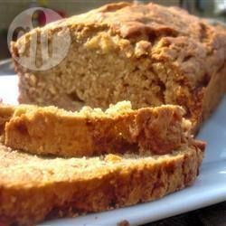 Really easy banana cake. Though for a fan oven could do with around 170°C for 40 minutes. :-)