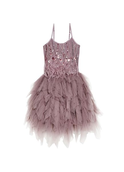 DESERT QUEEN TUTU DRESS - PLUM