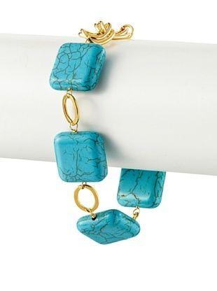 Amanda Rudey Gabby Turquoise Bracelet