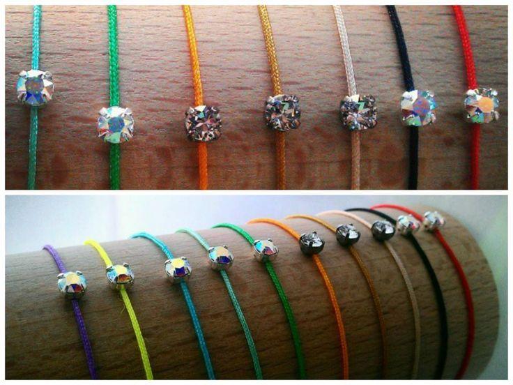 Primavara aceasta este plina de culoare! Bratara verde, galbena, rosie, mov sau verde? Pe care o alegi? http://goo.gl/WjuBKX