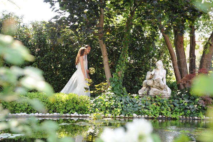 Romantic Wedding at Belmond Hotel Cipriani. Photo credit: Wladimiro Speranzoni