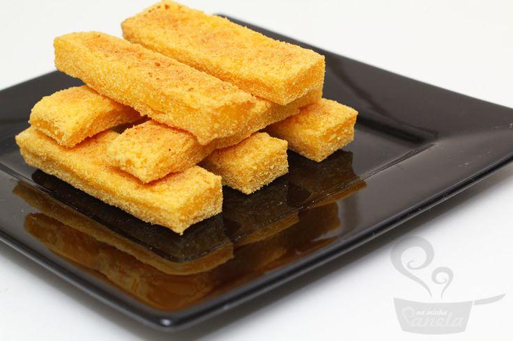 receita de polenta assada super gostosa