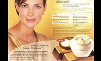 Beauty Brochure Layout Avon. Designed by Tea House Creative Marketing www.teahousemarketing.biz