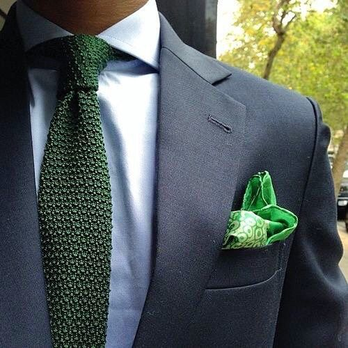 #TheSteadman knit #tie from @dappervigilante can be dressed up with a suit and pocket square or worn more casual with a short sleeve button-up.  Get yours today at bit.ly/DapperVigilante.  #DapperVigilante
