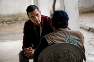 One of Canada's most popular and respected broadcasters, George Stroumboulopoulos is also a leading voice against hunger with an extensive humanitarian track record. He is WFP's Canada Ambassador Against Hunger and has been a tireless advocate for our work. (Photo courtesy of CBC)