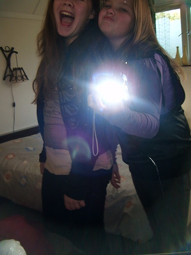 old with best friend