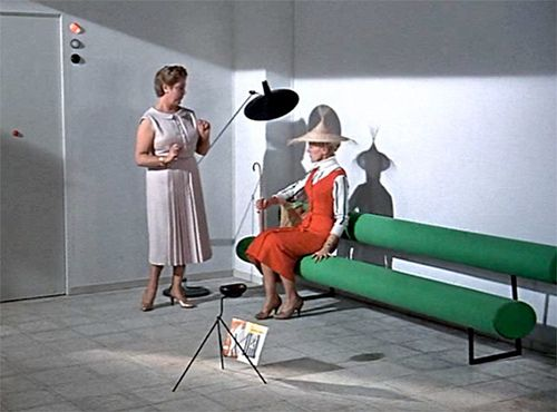 films and architecture.  Mon Oncle - Jacques Tati