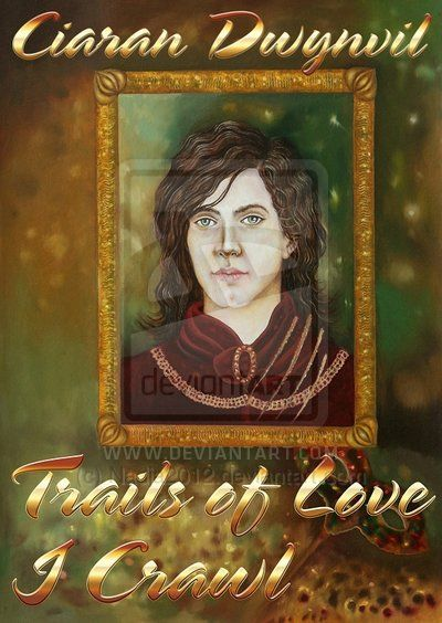 Name: Ferran; Book: Trails of Love I Crawl (published)