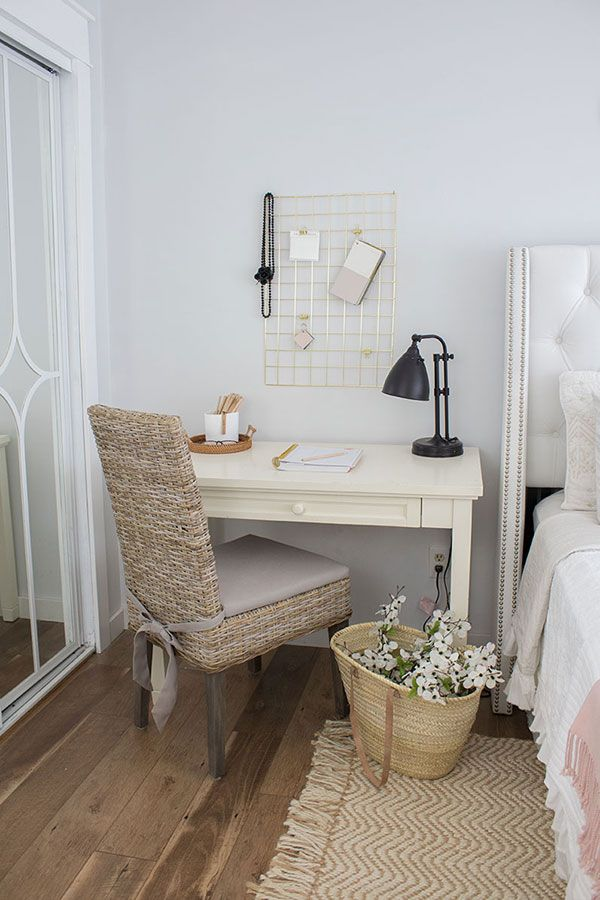 Bedroom Decorating Ideas From My Lastest Makeover The Honeycomb Home Bedroom Decor Home Decor Room Makeover