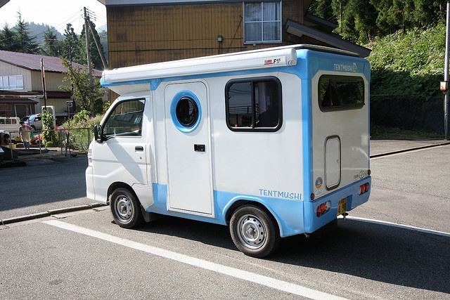 Mini Van Motor Home : Images about mini campers on pinterest vans