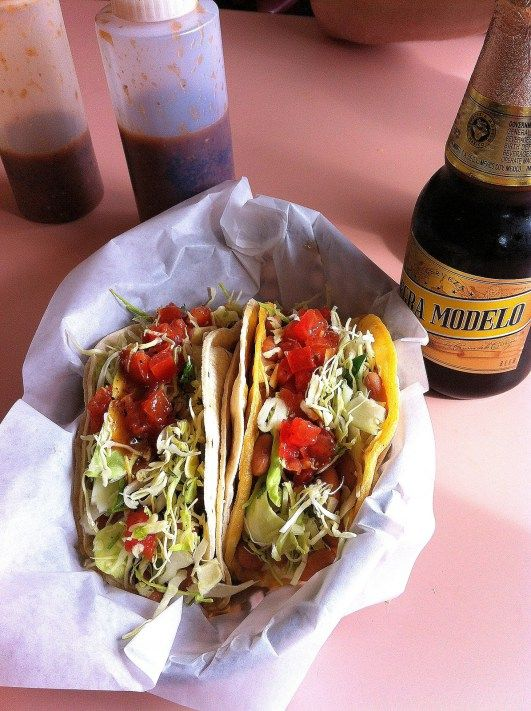 Tacos Moreno, Santa Cruz, California  Read more about things to do and yummy places to eat and drink in Santa Cruz, California at http://theweekendguide.com/things-to-do-in-santa-cruz/ #santacruz #california #tacos