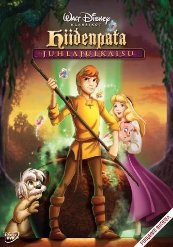 Disney klassikko 25 - Hiidenpata