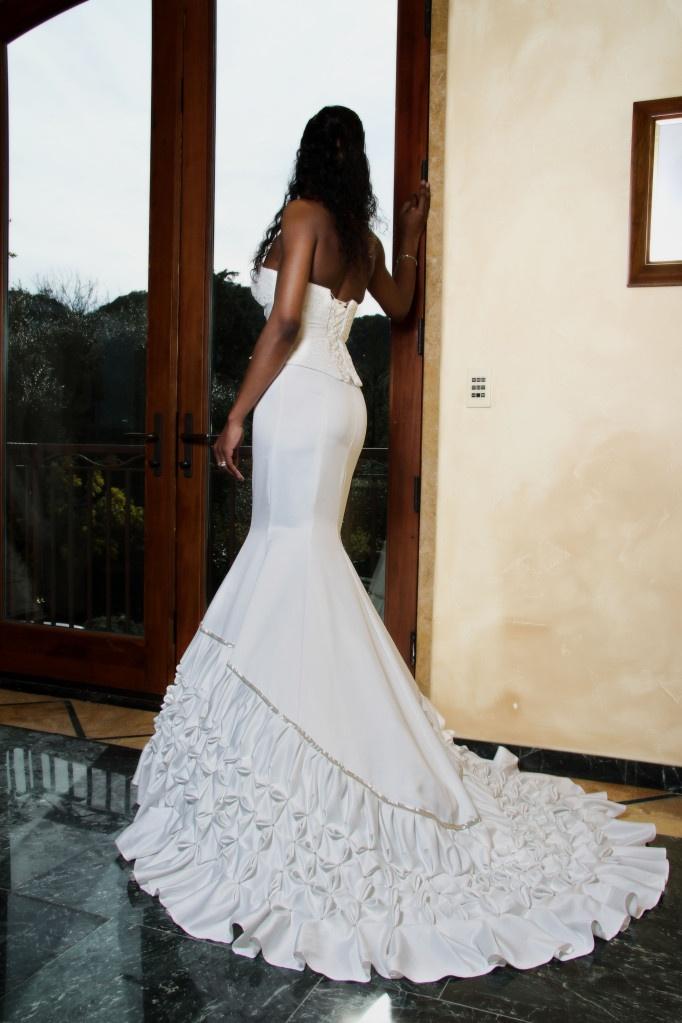 VioGemini wedding dress