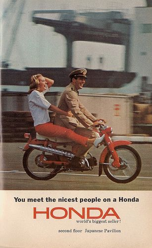 Honda Advert Campaign!