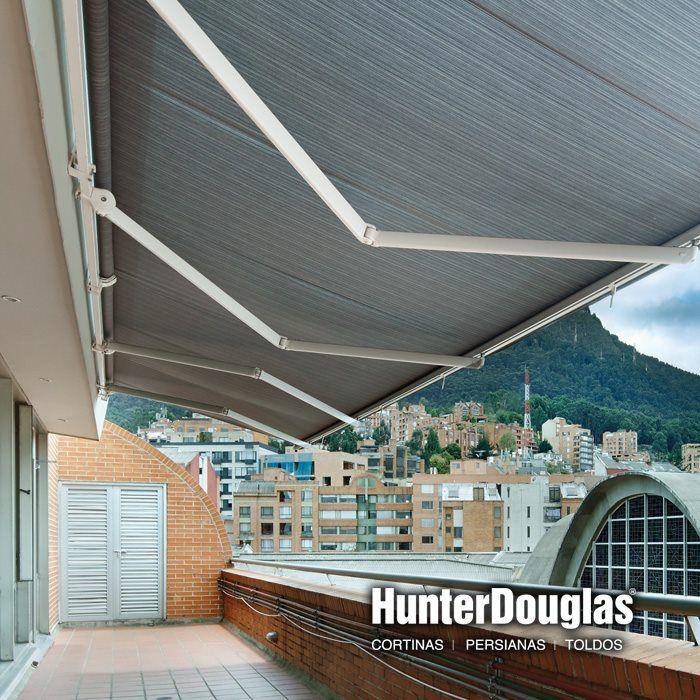 10 best snob cortinas toldos hunterdouglas images on for Toldos para el sol
