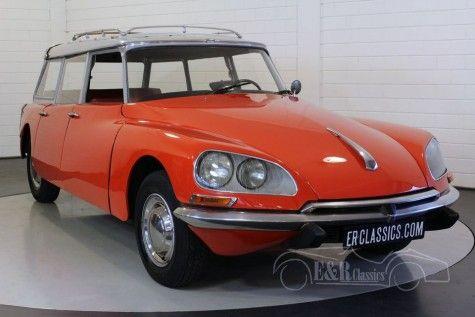 Citroën DS Familiale Break 1970