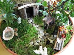Fairy terrarium idea