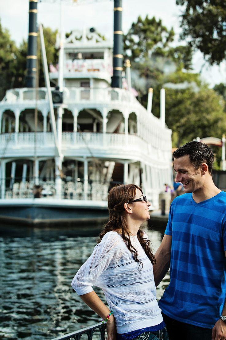 Disneyland Engagement Session {Matt and Theresa} - White Rabbit Photo Boutique