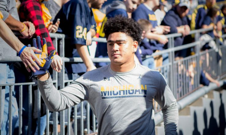 Michigan has powerful versatility with Devin Asiasi and Juwann Bushell-Beatty = ANN ARBOR, Mich. — Don't think of Michigan as having a roster of football players, think of it as having deep stocks of talent capable of handling any job, scenario or situation. With that said, look no further than Devin Asiasi and .....