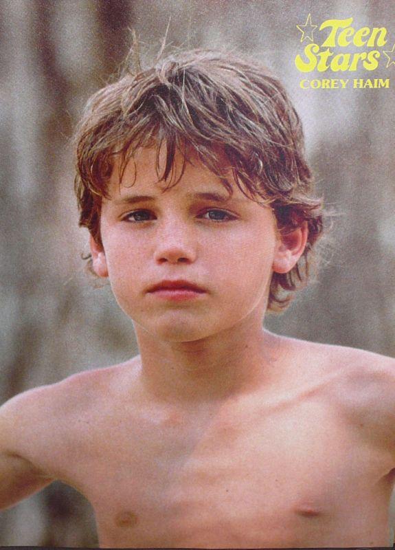 haim naked Corey