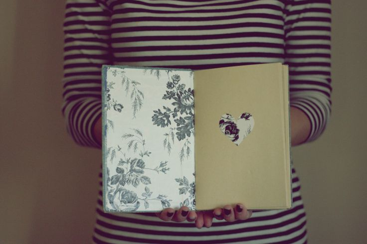 The Once Was // Vintage Book -->New Journal