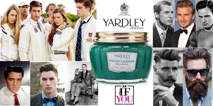 IF You riporta in Italia la storica Brillantina di Yardley