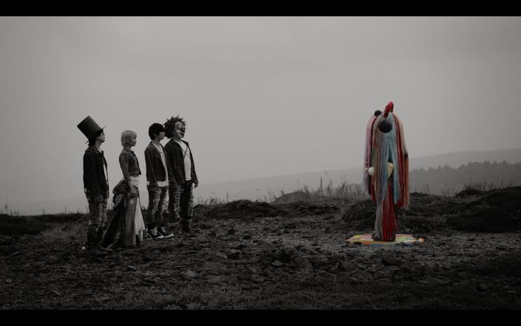 SEKAI NO OWARI「SOS」one of the theme songs in the live action Attack on Titan movie