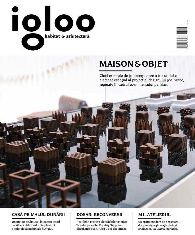 Igloo #158: Reconversii - igloo.ro