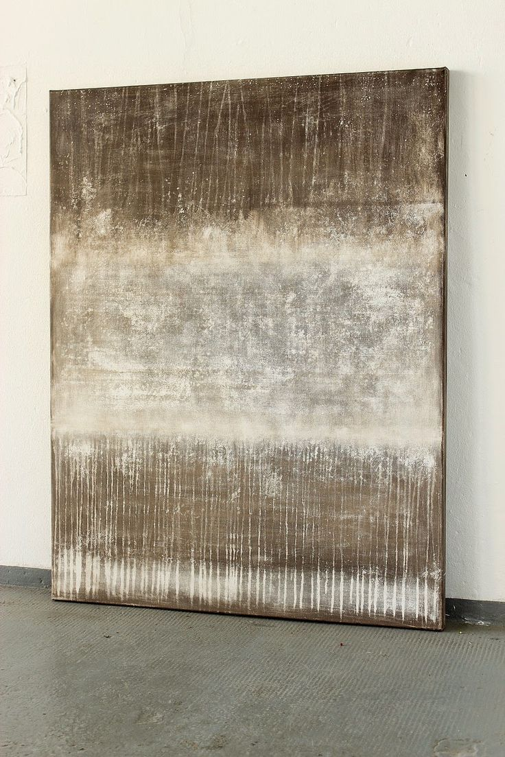 CHRISTIAN HETZEL: textured brown