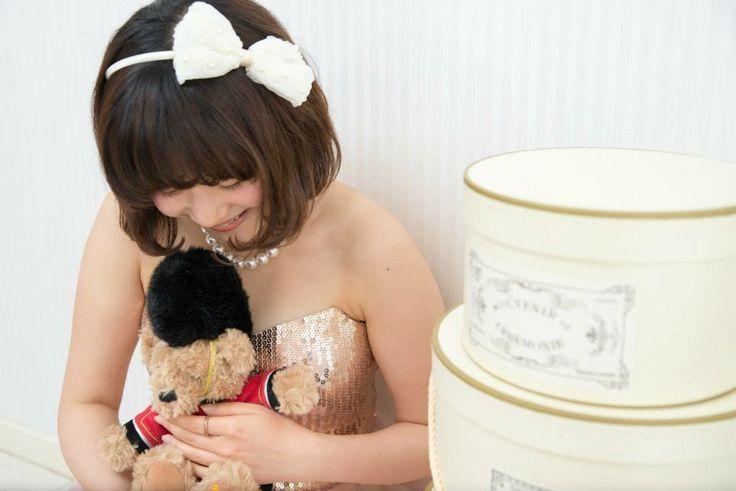 My lovely bear♡♡