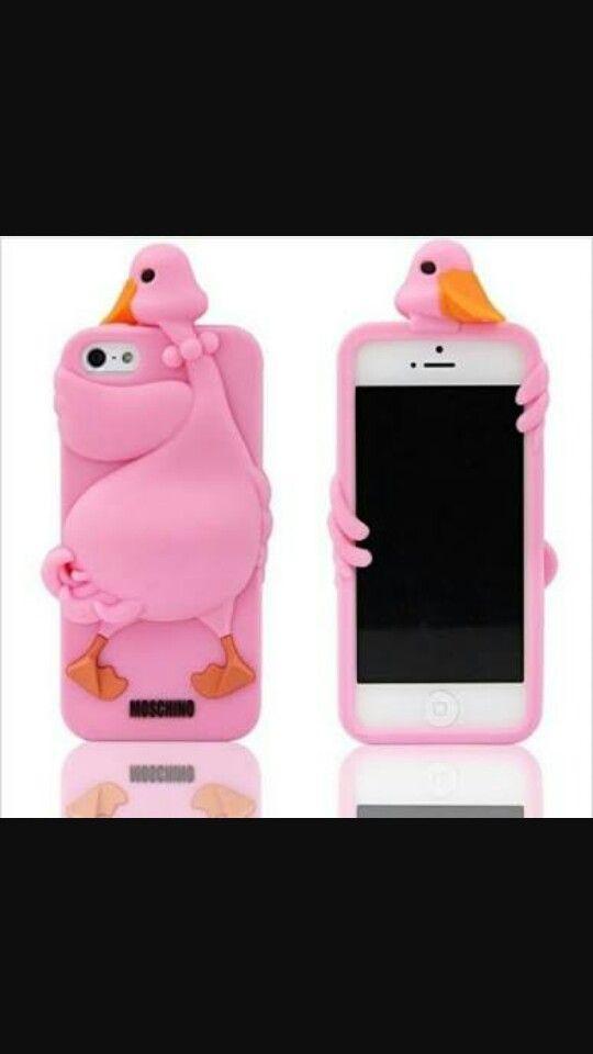 Capinha de Pato para Iphone