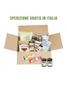 Box Senza Glutine Biologico a casa tua 39.90€ spedizione GRATIS-