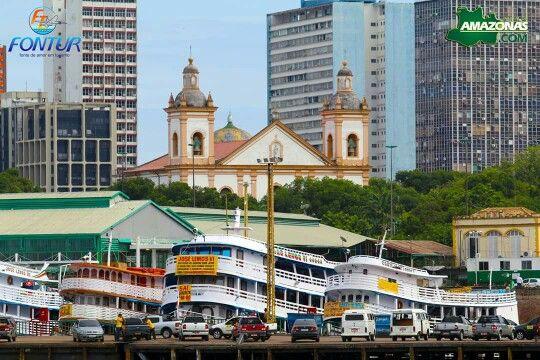 Orla da Manaus Moderna
