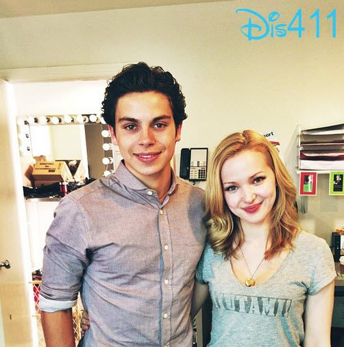 Photos: Dove Cameron And Tenzing Trainor With Jake T. Austin July 9, 2013