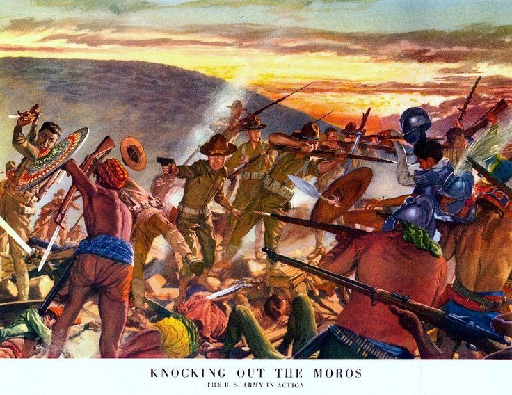the philippine american war The start of the war- tensions between the filipinos and the american soldiers on the islands existed because of the conflicting movements for.