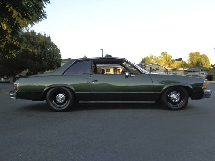 For  12 800  This 1980 Chevy Malibu Is Ready For The