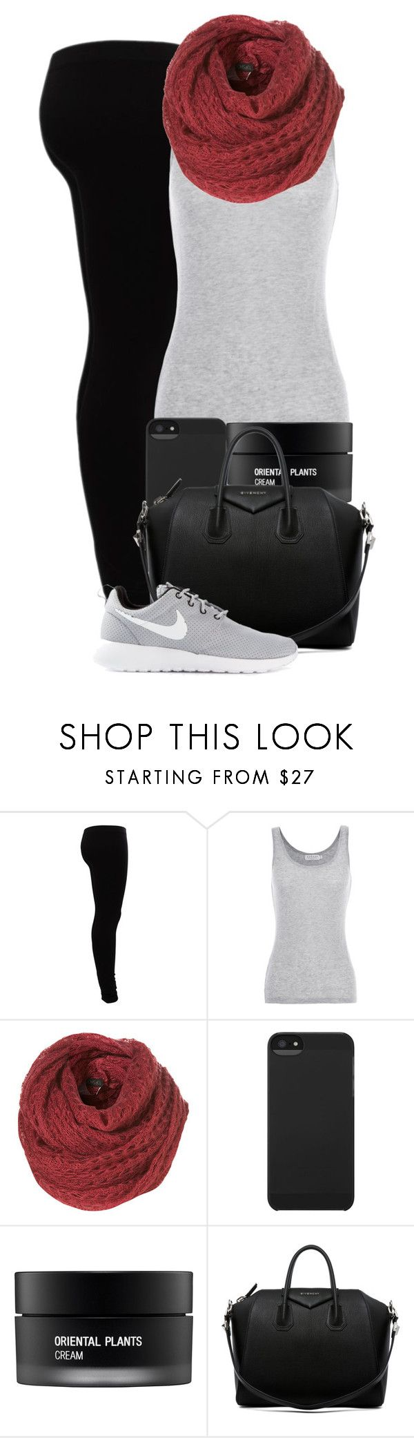 """#6"" by oneandonlyfashion ❤ liked on Polyvore featuring Gestuz, Velvet by Graham & Spencer, Incase, Koh Gen Do, Givenchy and NIKE"