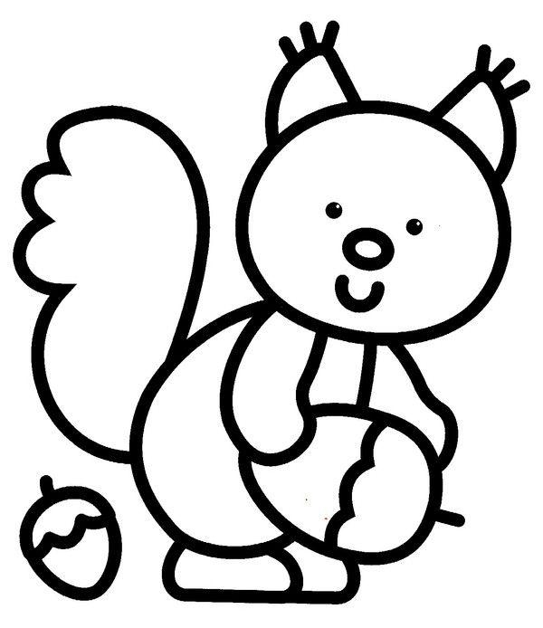 Coloriage 2 3 ans activit s enfant - Dessin facile pour enfant ...