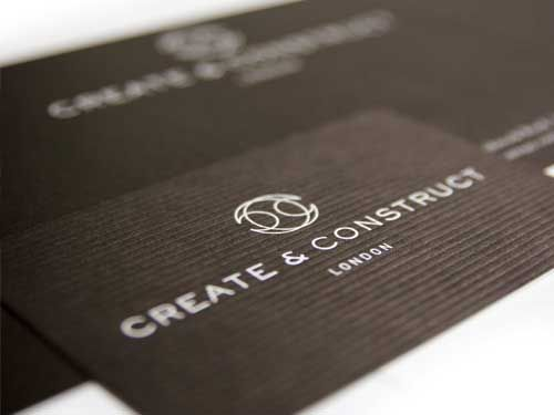 Interior Designer Business Cards