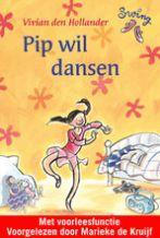 Elk kind leert nog sneller lezen dankzij de handige voorleesfunctie die in dit boek is toegevoegd. Voorgelezen door Marieke de Kruijf. Pip wil graag op ballet. Net als haar zussen. Maar haar moeder vindt haar veel te wild. Daarom gaat Pip op voetbal. Ze vindt er niet veel aan. Maar dan is er die kans. Pip kan haar schoenen ruilen. Voor een danspakje! Mag ze nu toch dansen?