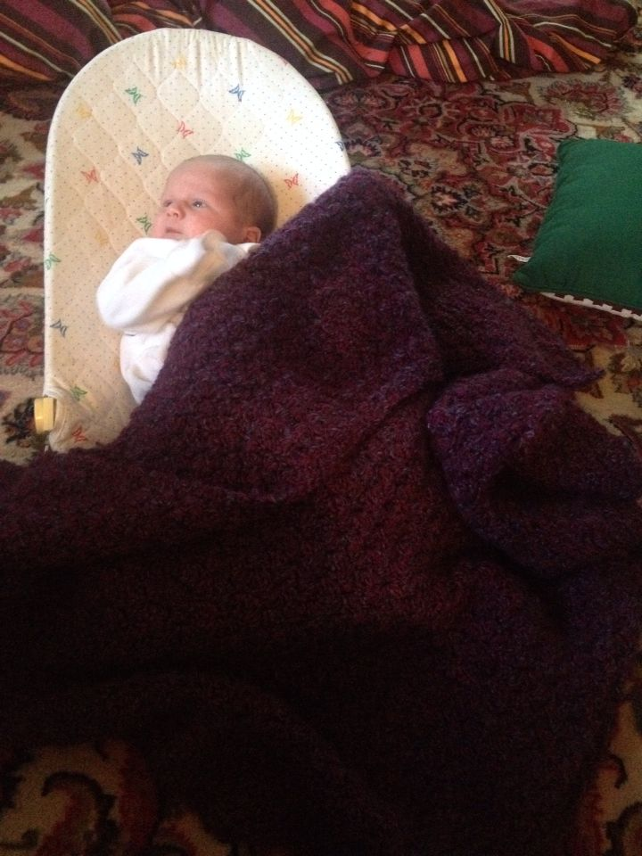 Max & blanket