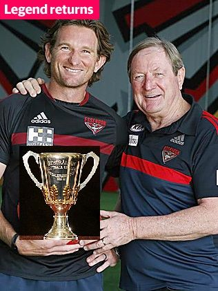 Hirdy and Sheeds  2 legends of the mighty bombers!