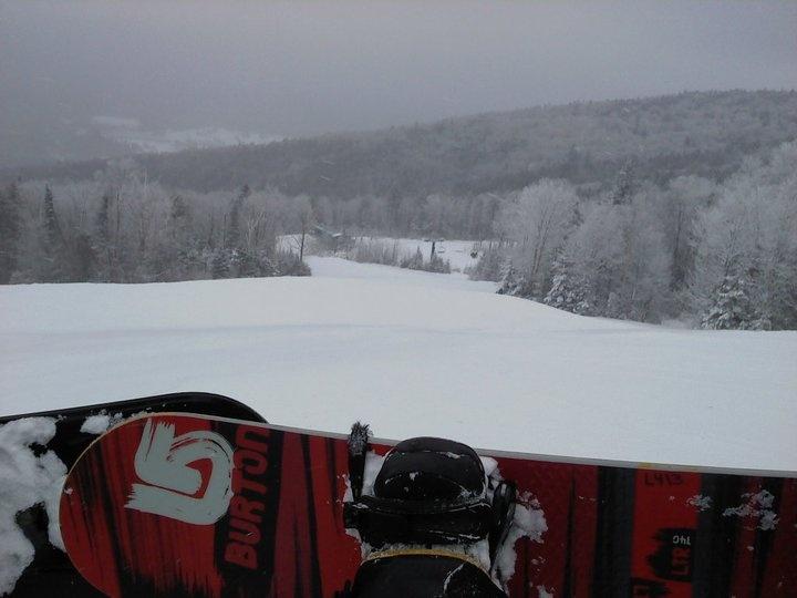 Breton Woods Ski Resort, New Hampshire.