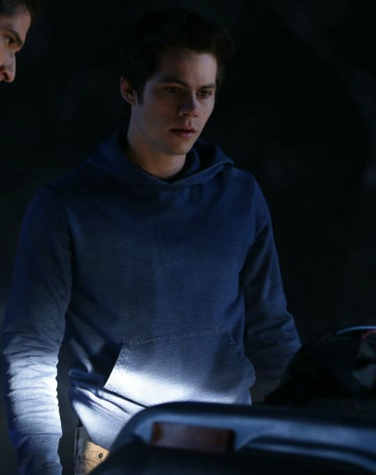 Dylan O'Brien - Stiles - Teen Wolf