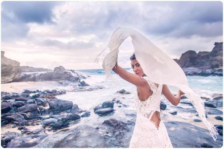 Hawaii Fashion Shoot ~ Oahu Wedding Photographer