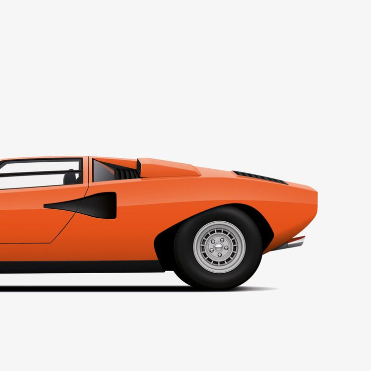 A Modern and MinimalistApproach to Classic Car Prints | Trendland