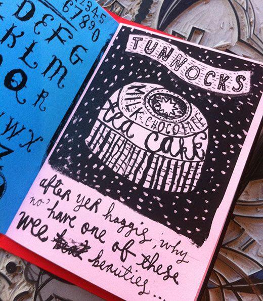 Tunnocks teacakes - what's not to lke? burns3