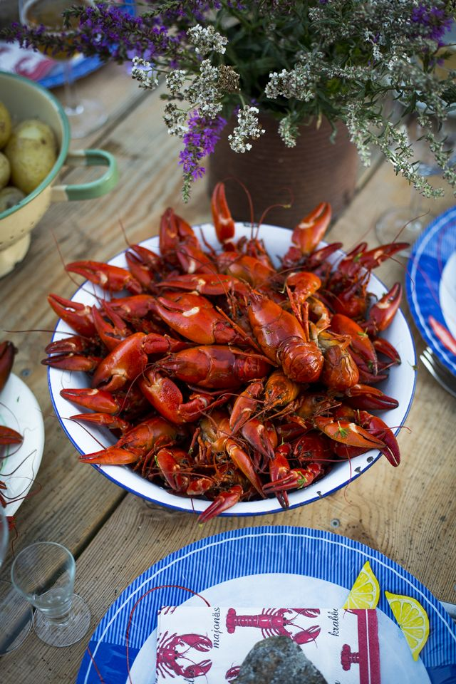 Swedish Crayfish Party. | DonalSkehan.com