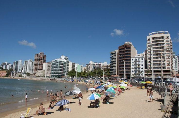Praia da Areia Preta - Guarapari (ES)